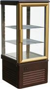 Холодильный кондитерский шкаф Carboma R120C