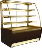 Холодильная витрина для тортов Carboma ВХСв-1,3Д