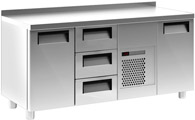 Морозильный стол Carboma 3GN/LT