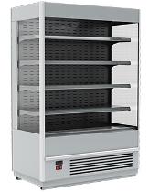 Пристенная холодильная горка Carboma Cube 1930/710 ВХСп-0,7