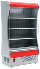 Пристенная холодильная витрина Полюс ВХСп-0,7